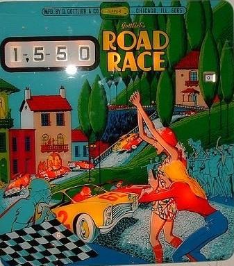 Road Race Pinball Mods