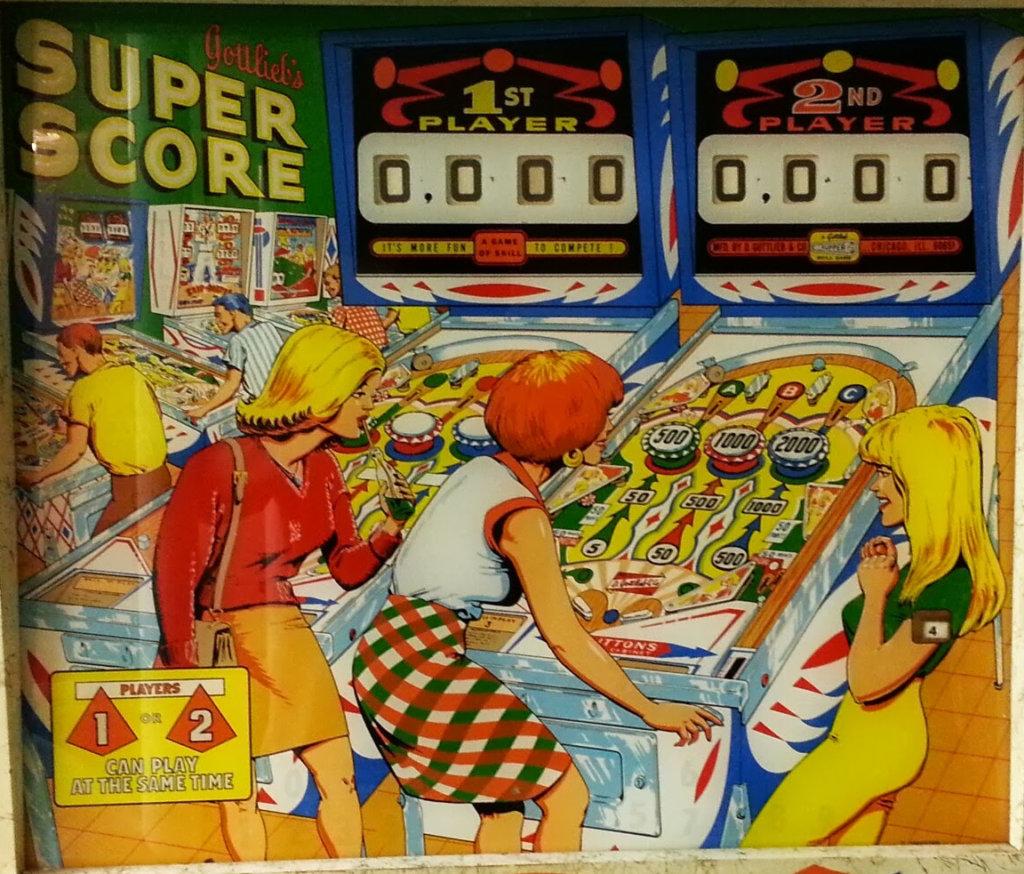 Super Score Pinball Mods