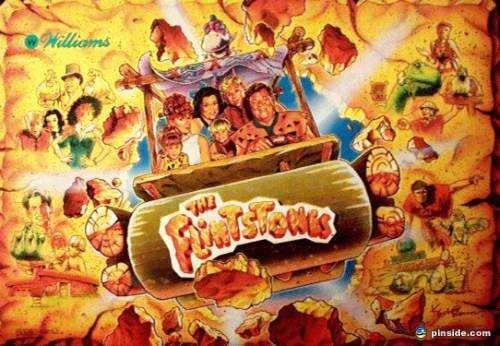 Flintstones, The Pinball Mods