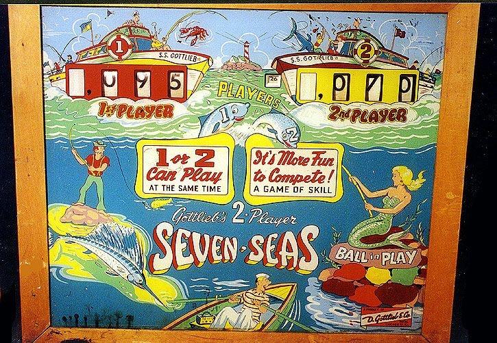 Seven Seas Pinball Mods