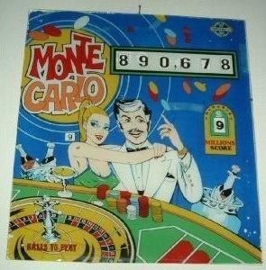Monte Carlo Pinball Mods