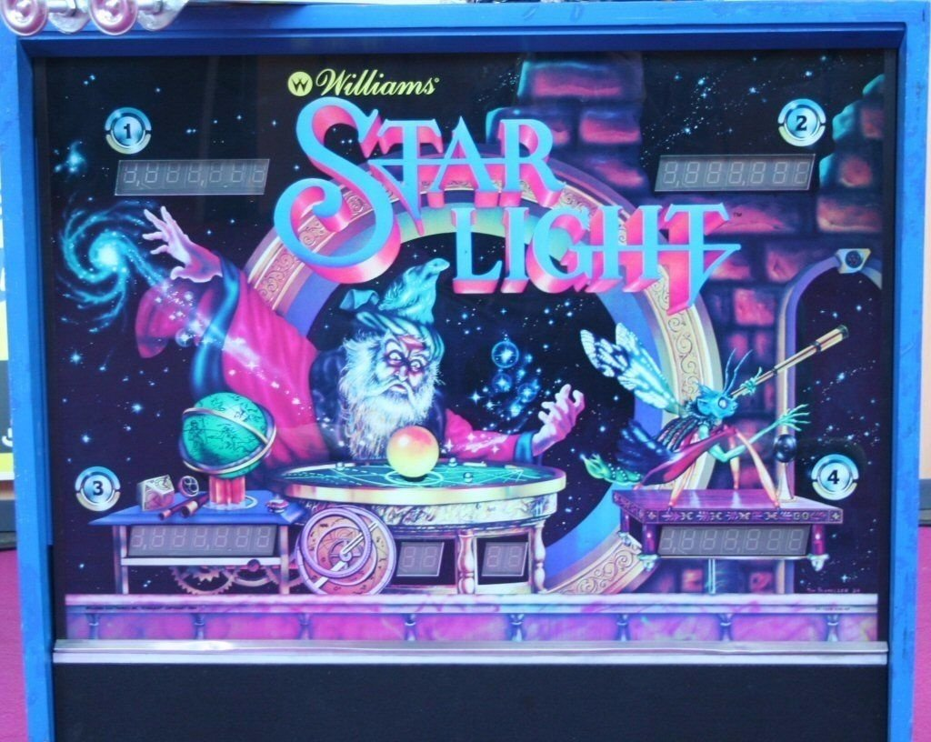 Star Light Pinball Mods