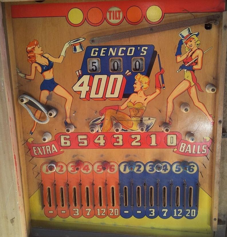 400 Pinball Mods