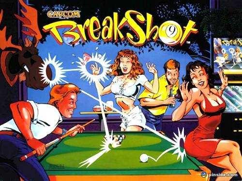 Breakshot Pinball Mods