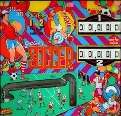 Soccer Pinball Mods