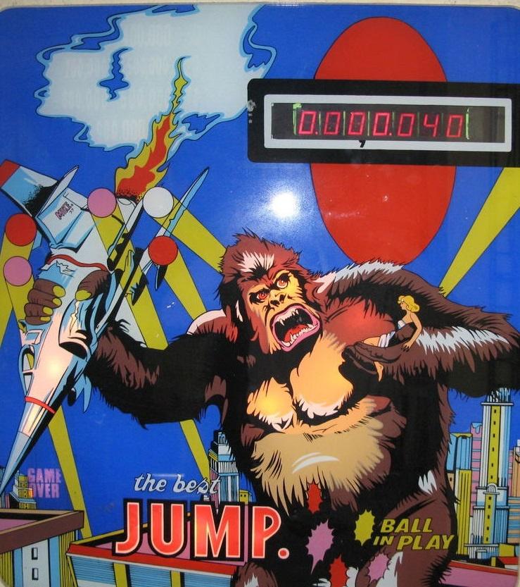 Best Jump, The Pinball Mods