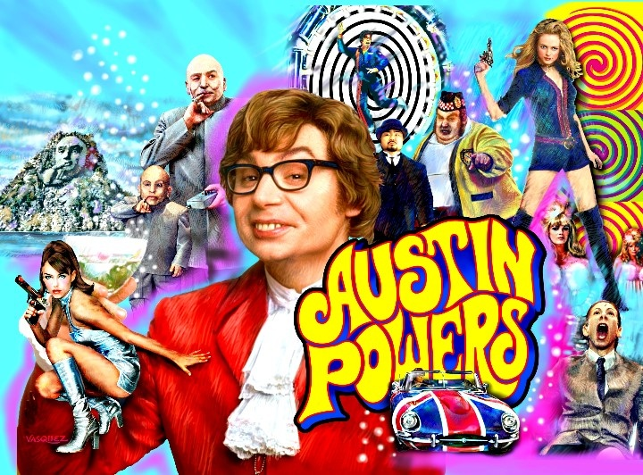 Austin Powers Pinball Mods