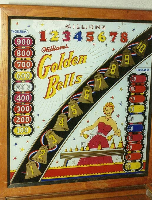 Golden Bells Pinball Mods