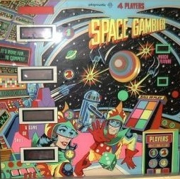 Space Gambler Pinball Mods