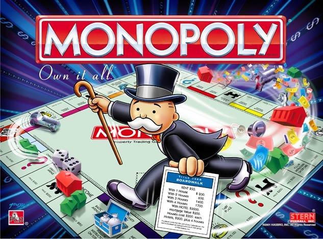 Monopoly Pinball Mods