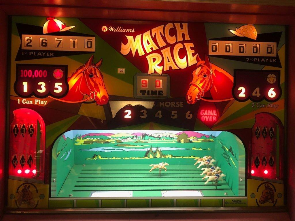 Match Race Pinball Mods