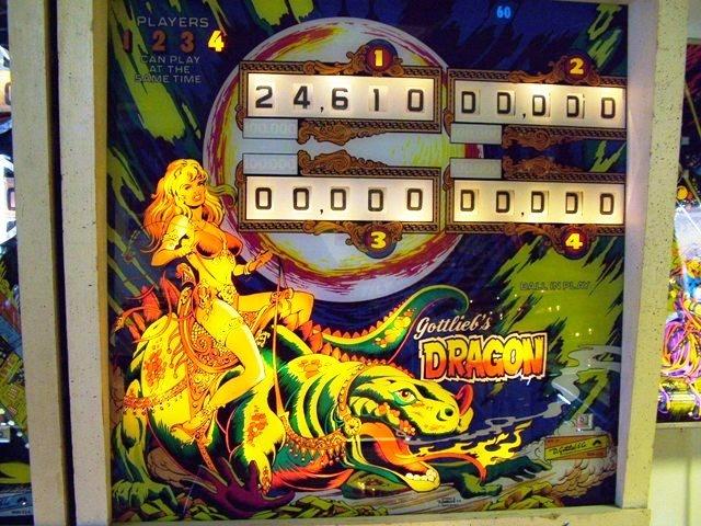 Dragon EM Pinball Mods