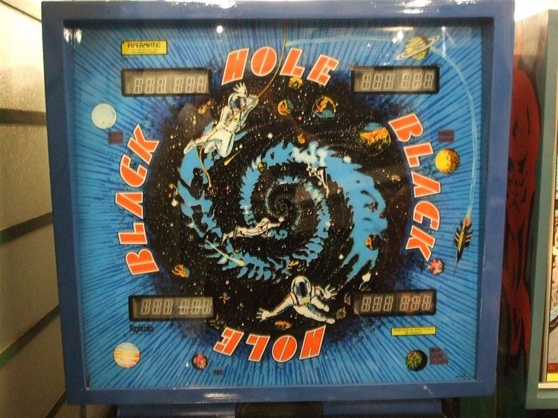 Black Hole Pinball Mods