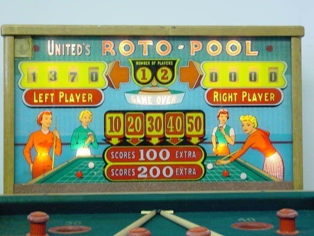 Roto Pool Pinball Mods