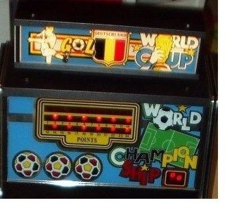 World Cup Championship Pinball Mods