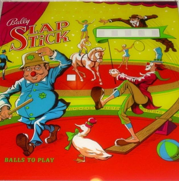 Slap Stick Pinball Mods