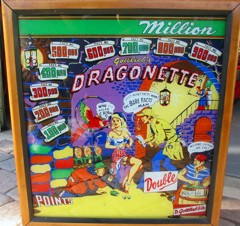 Dragonette Pinball Mods