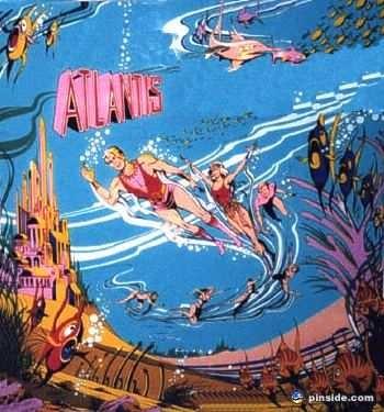 Atlantis Pinball Mods