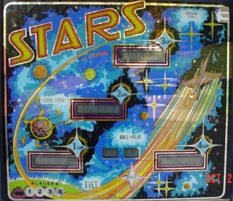 Stars Pinball Mods