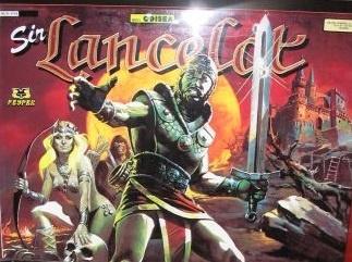 Sir Lancelot Pinball Mods