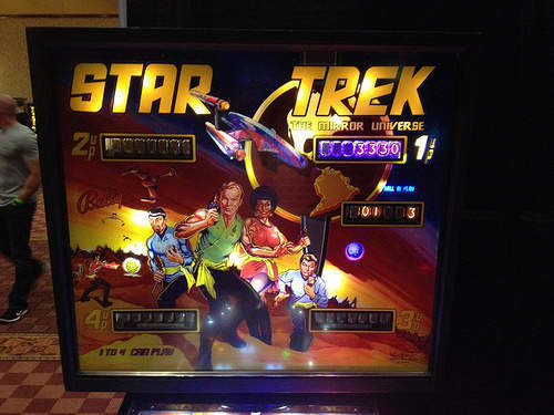 Star Trek: The Mirror Universe Pinball Mods