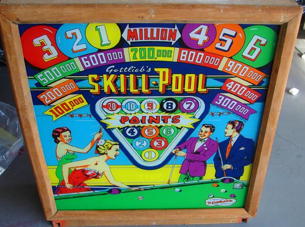 Skill-Pool Pinball Mods