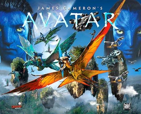 Avatar (Pro) Pinball Mods