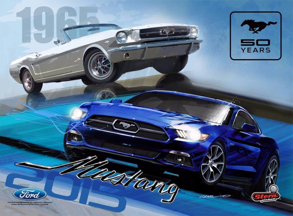 Mustang (Premium/LE) Pinball Mods