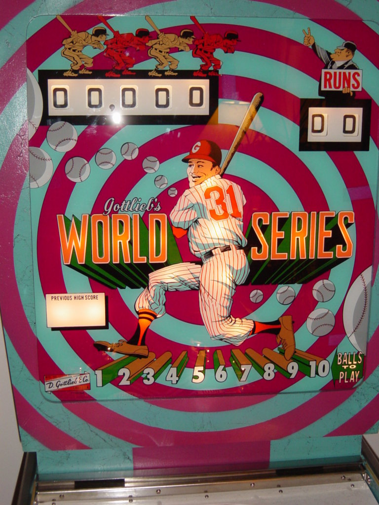 World Series Pinball Mods
