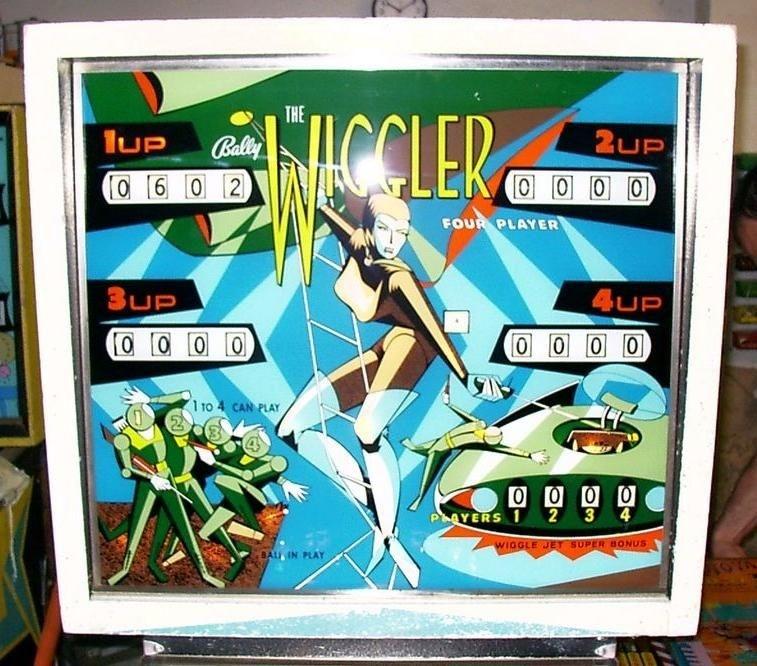 The Wiggler Pinball Mods