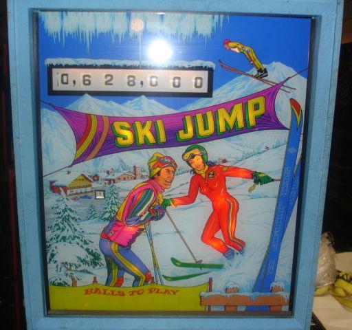 Ski Jump Pinball Mods