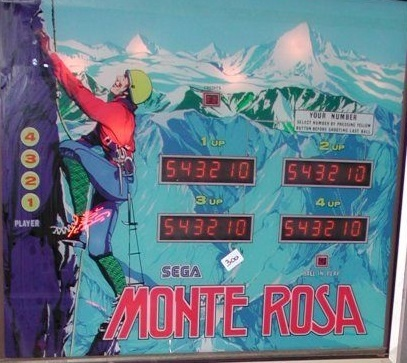 Monte Rosa Pinball Mods