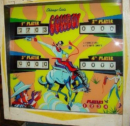 Cowboy Pinball Mods