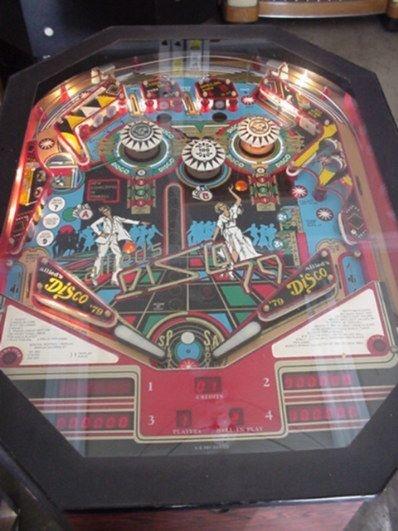 Disco '79 Pinball Mods