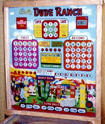Dude Ranch Pinball Mods