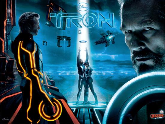 TRON: Legacy (Pro) Pinball Mods