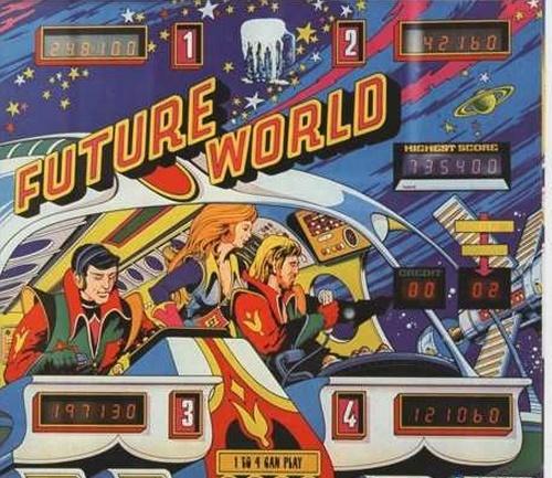 Future World Pinball Mods