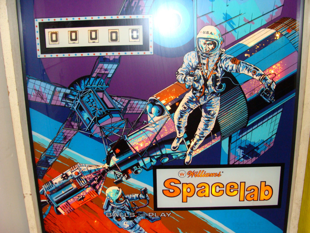 Spacelab Pinball Mods
