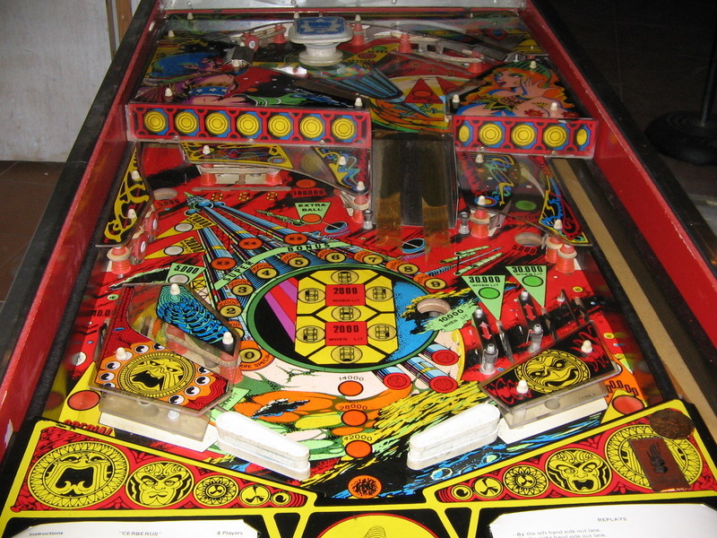 Cerberus Pinball Mods