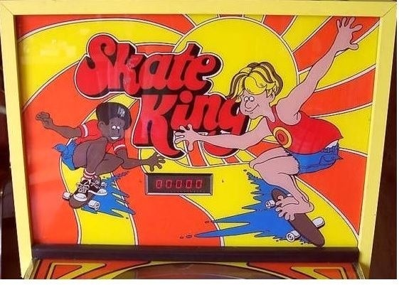 Skate King Pinball Mods