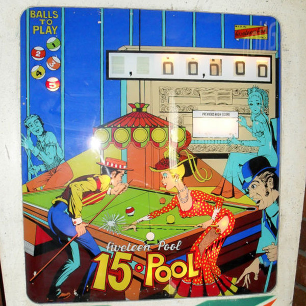 15 Pool Pinball Mods