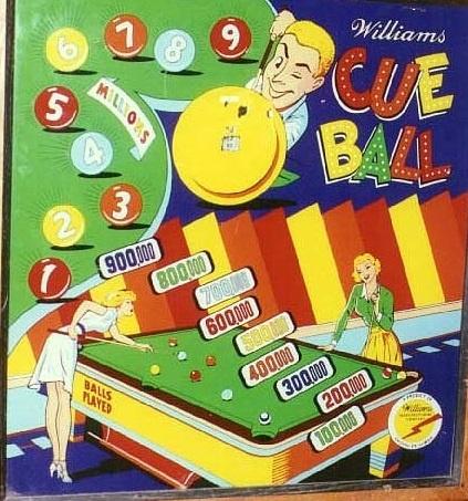 Cue Ball Pinball Mods