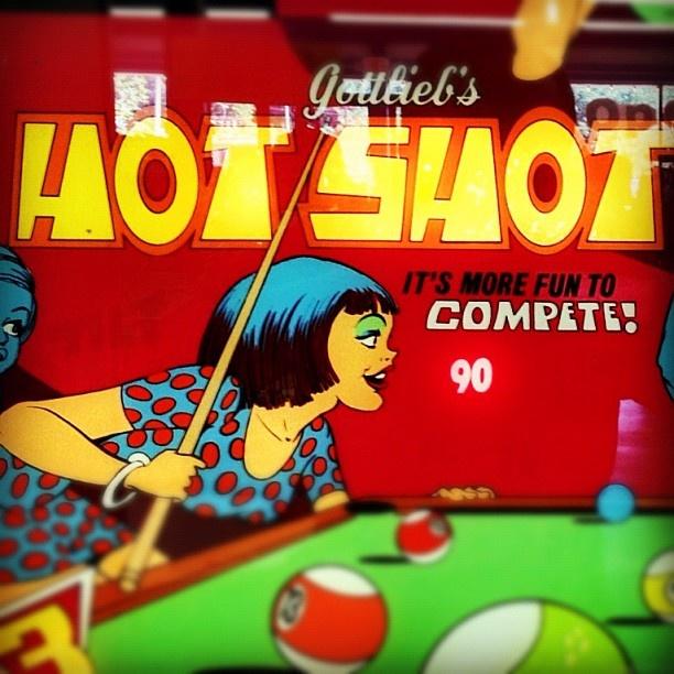Hot Shot Pinball Mods