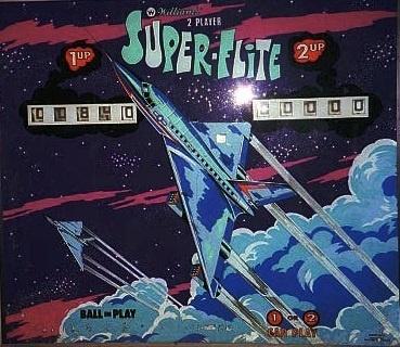 Super-Flite Pinball Mods