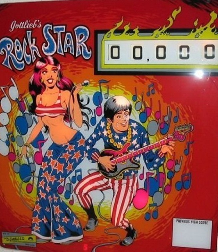 Rock Star Pinball Mods