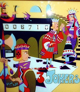 3 Jokers Pinball Mods