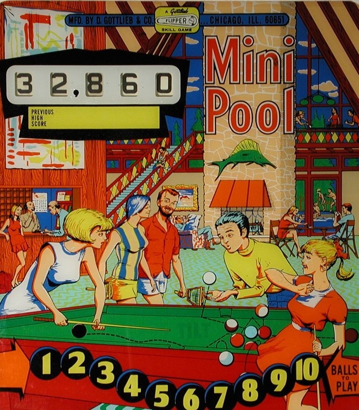 Mini Pool Pinball Mods