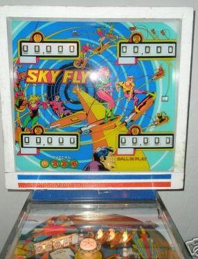 Sky Fly Pinball Mods