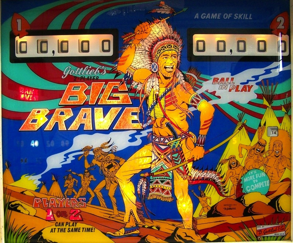 Big Brave Pinball Mods