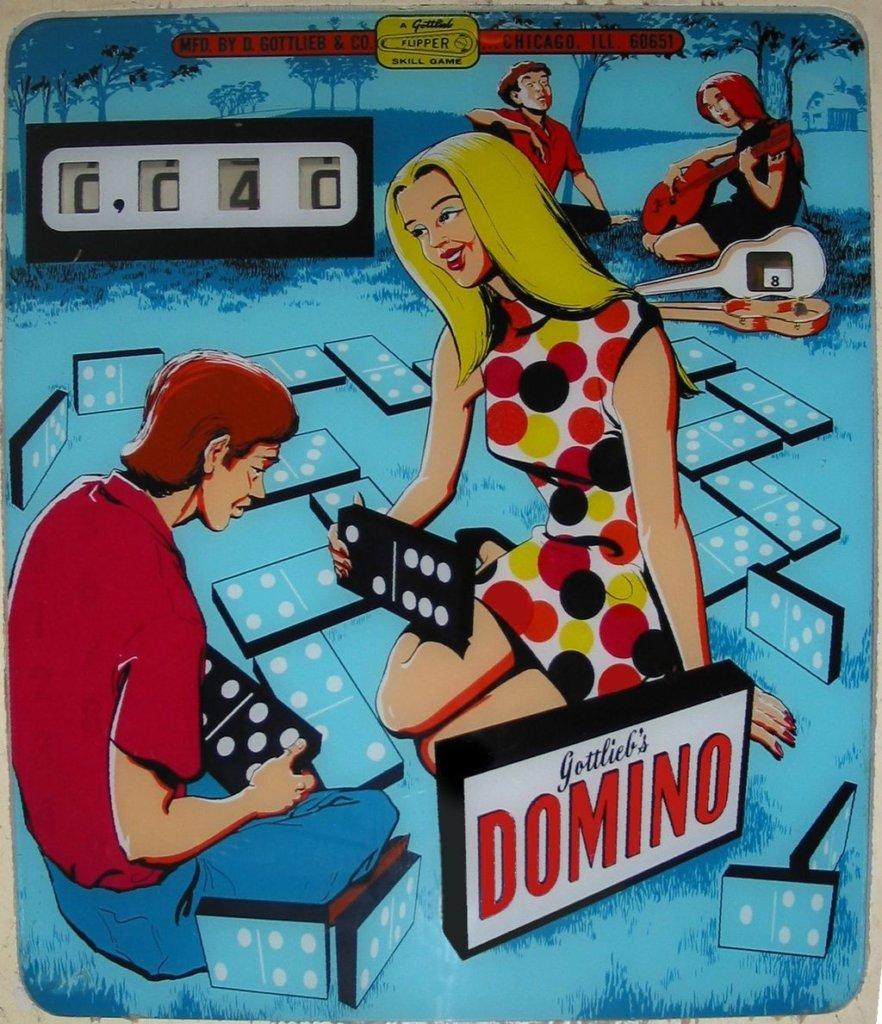 Domino Pinball Mods